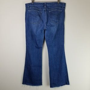 GAP Jeans - GAP 1969 Curvy Flare Jeans 32/14r Med.   C44